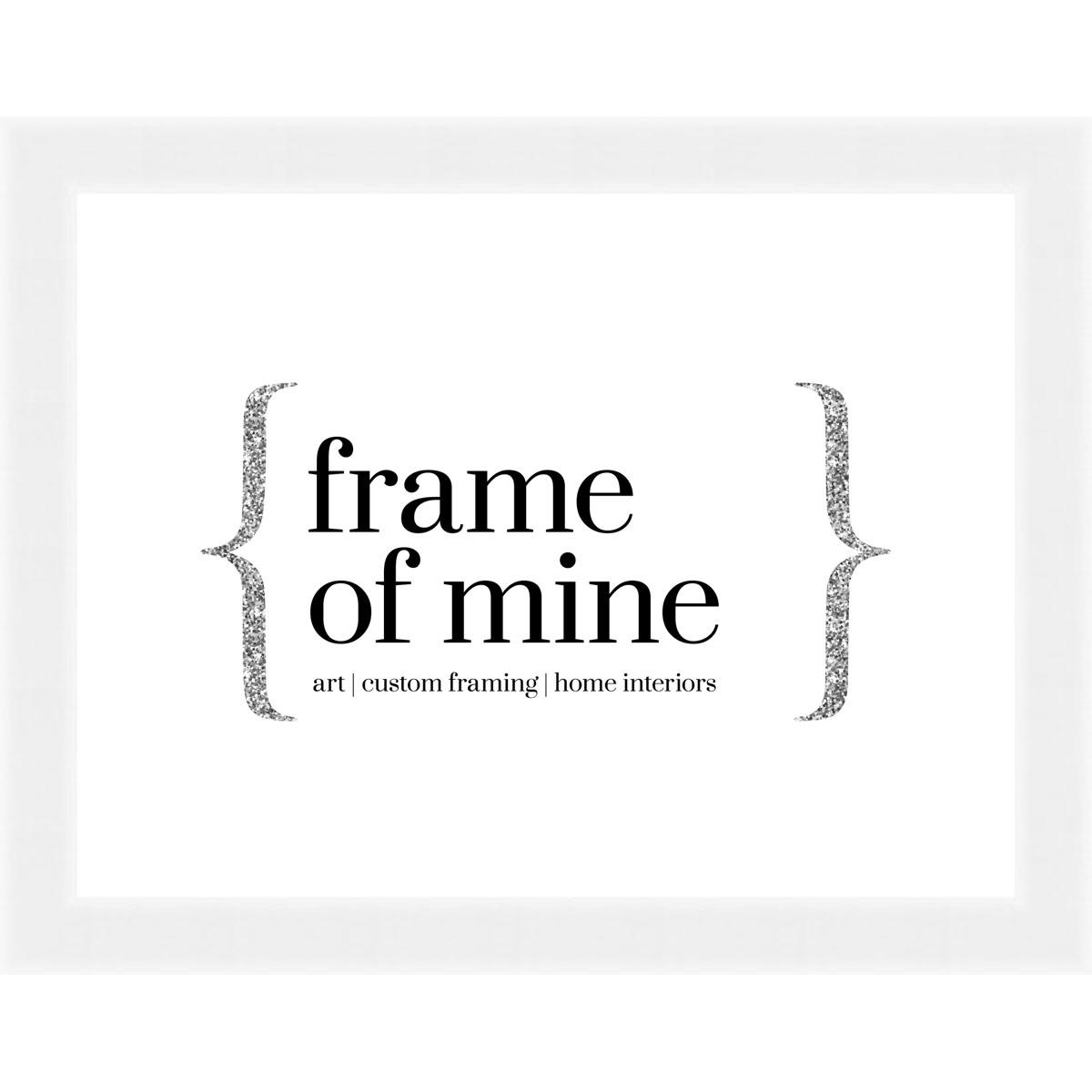 White 4169 – Frame Of Mine Belfast
