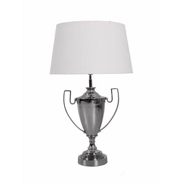Trophy Table Lamp Cream