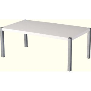 White gloss coffee table web