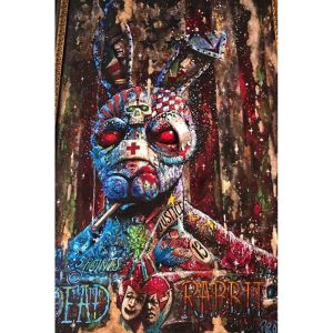 Dead Rabbit Limited Edition Print by Terry Bradley