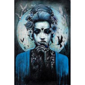 Bleue Terry Bradley