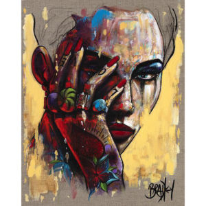 Love Lost Limited edition art print by Terry Bradley