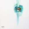 Bumblebee - Teal by Alison McIlkenny