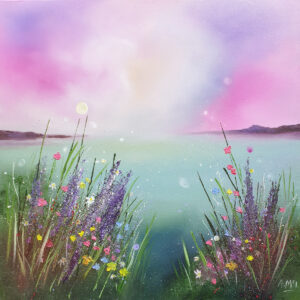 Wildflower Melody II by Alison McIlkenny