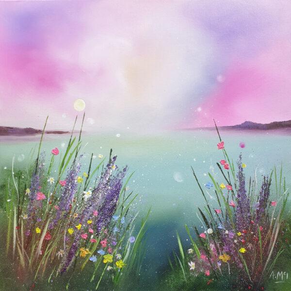 Wildflower Melody II by Alison McIlkenny